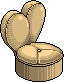 Yellow Heart Chair.png