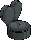 Black Heart Chair.png