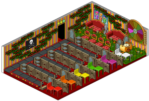 Image result for habbo lucky colour