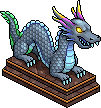 Cursed Dragon Statue.png