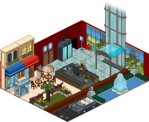 Habbo Mall Entrance Bundle Habbox Wiki